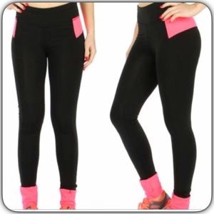 Pants - Workout Active Leggings